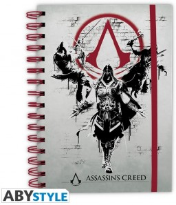Блокнот Assassin's Creed: Legacy