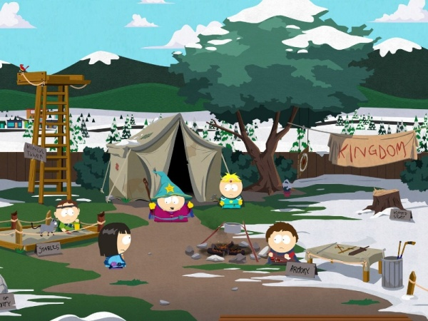 South Park. Палка истины. Ultimate Fellowship & Samurai Spaceman Bundle. Сборник дополнений