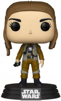 Фигурка Funko POP: Star Wars: The Last Jedi –  Paige Bobble-Head (9,5 см)