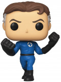 Фигурка Funko POP: Fantastic Four – Mister Fantastic Bobble-Head (9,5 см)