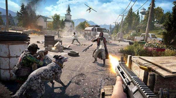 Far Cry 5 [PS4]