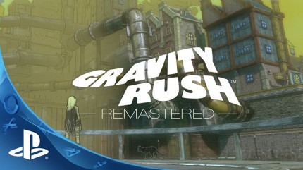 Gravity Rush [PS4]