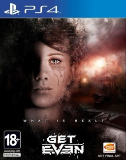 Get Even [PS4] – Trade-in | Б/У
