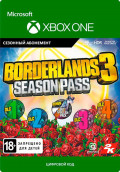 Borderlands 3. Season Pass [Xbox One, Цифровая версия]
