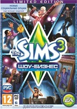 The Sims 3 Шоу-бизнес Limited Edition (дополнение)