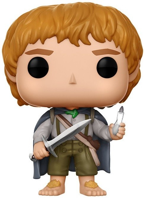 Фигурка Funko POP Movies: Lord Of The Rings – Samwise Gamgee (9,5 см)