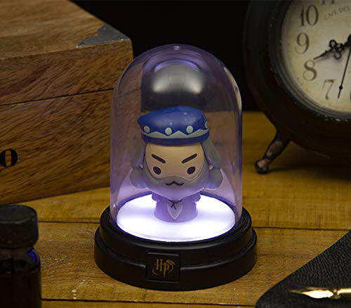 Светильник Harry Potter: Dumbledore Mini Bell Jar Light