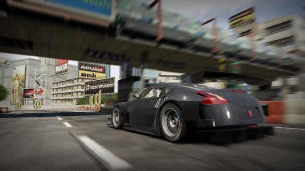Скриншот из игры Need for Speed Shift 2 Unleashed