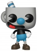 Фигурка Funko POP Games: Cuphead – Mugman (9,5 см)