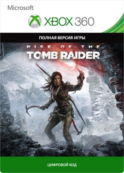 Rise of the Tomb Raider [Xbox 360]
