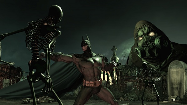 Batman: Arkham Asylum. Game of the Year Edition [MAC]