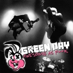Green Day. Awesome As F**k (CD + DVD)