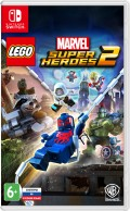 LEGO Marvel Super Heroes 2 [Switch]