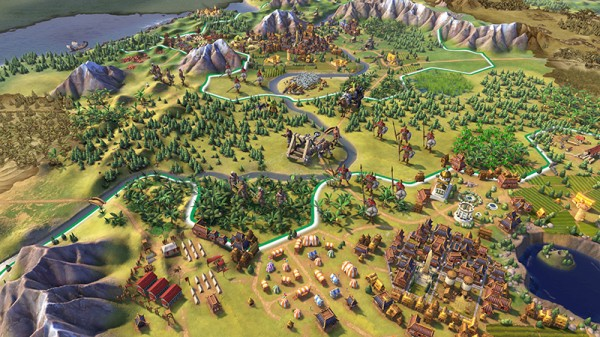 Sid Meier's Civilization VI. Digital Deluxe Edition  [PC, Цифровая версия]