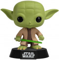Фигурка Funko POP: Star Wars: The Clone Wars – Yoda Bobble-Head (9,5 см)