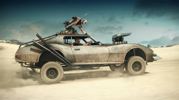 Mad Max [PC-Jewel]