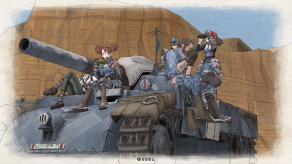 Valkyria Chronicles Remastered. Europa Edition [PS4]
