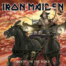 Iron Maiden – Death On the Road (2 LP)