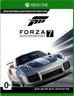 Forza Motorsport 7 [Xbox One] – Trade-in | Б/У