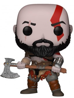 Фигурка Funko POP Games: God Of War – Kratos (9,5 см)