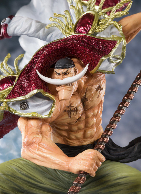 Фигурка One Piece: Edward Newgate Pirate Captain Figuarts ZERO (27 см)