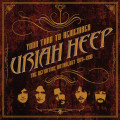 Uriah Heep – Your Turn To Remember. The Definitive Anthology 1970–1990 (2LP)