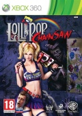 Lollipop Chainsaw [Xbox 360]