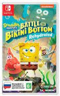 SpongeBob SquarePants: Battle For Bikini Bottom – Rehydrated [Switch]