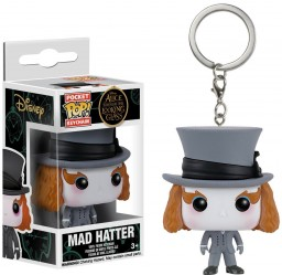 Брелок Funko POP: Alice Through The Looking Glass – Mad Hatter