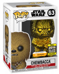 Фигурка Funko POP: Star Wars 2019 Galactic Convention – Chewbacca Bobble-Head Exclusive (9,5 см)