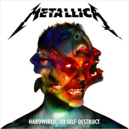 Metallica – Hardwired… To Self-Destruct (2 CD)