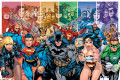 Постер DC: Justice League – America Generations