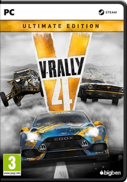 V-Rally 4. Ultimate edition [PC]