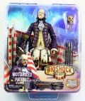 Фигурка Bioshock Infinite. Benjamin Franklin Automated Patriot (23 см)