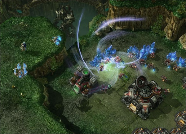 StarCraft II: Heart of the Swarm. Коллекционное издание. Дополнение [PC]