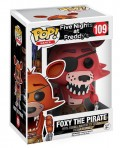 Фигурка Funko POP Games Five Nights At Freddy's: Foxy The Pirate (9,5 см)