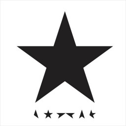 David Bowie. Blackstar (LP)