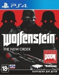 Wolfenstein. The New Order [PS4]