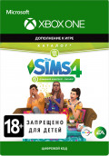 The Sims 4: Movie Hangout Stuff. Дополнение [Xbox One, Цифровая версия]
