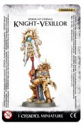 Warhammer. Миниатюра Stormcast Eternals Knight Vexillor