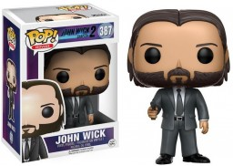 Фигурка Funko POP Movies: John Wick Chapter 2 – John Wick (9,5 см)