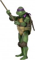 Фигурка NECA: Teenage Mutant Ninja Turtles – Donatello Scale Action Figure (18 см)