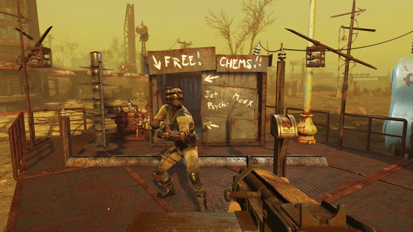 Fallout 4. Wasteland Workshop. Дополнение