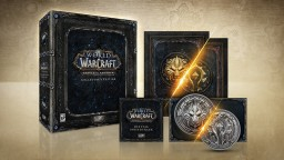 World of Warcraft: Battle for Azeroth. Collector's Edition. Дополнение (код загрузки) [PC]