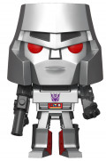 Фигурка Funko POP Retro Toys: Transformers – Megatron (9,5 см)