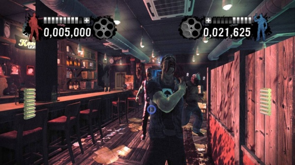 Скриншот из игры The House of the Dead: Overkill