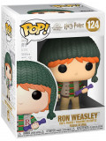 Фигурка Funko POP Holiday: Harry Potter – Ron Weasley (9,5 см)