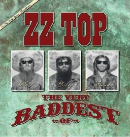 ZZ Top: The Very Baddest Of (CD)