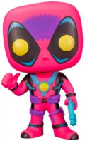 Фигурка Funko POP Animation: Marvel – Deadpool Blacklight Exclusive (9,5 см)