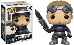 Фигурка Funko POP Games: Gears of War – Damon Baird (Armored) (9,5 см)